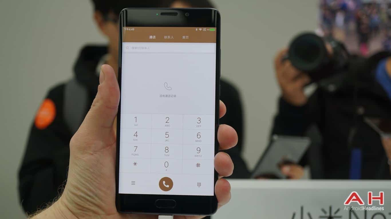 Xiaomi Mi Note 2 AH Hands On 35
