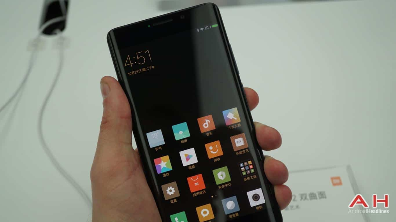 Xiaomi Mi Note 2 AH Hands On 37