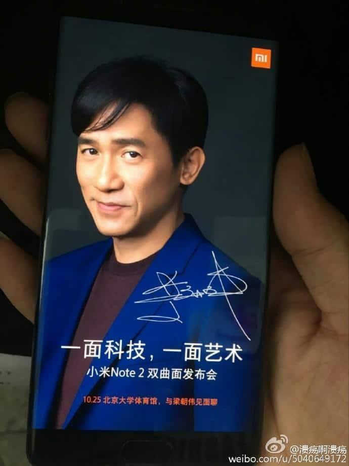 Xiaomi Mi Note 2 leaks 3