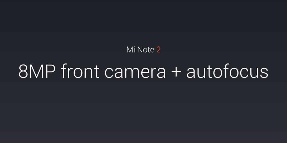 Xiaomi Mi Note 2 specs 11