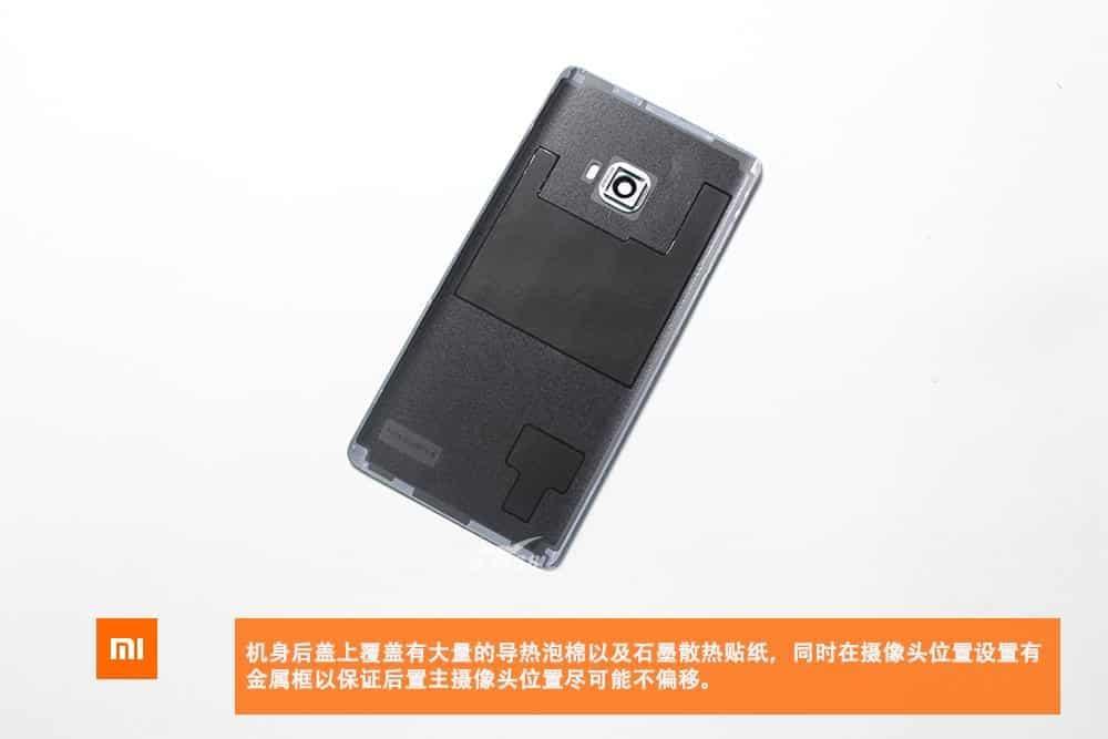 Xiaomi Mi Note 2 teardown 5