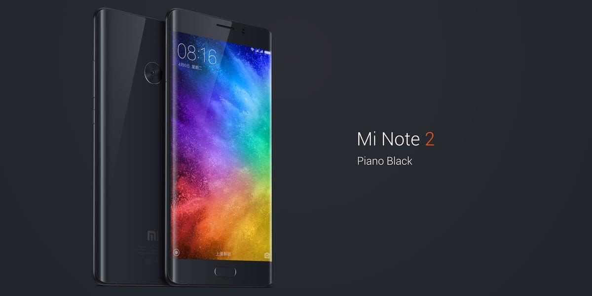 Xiaomi Mi Note 2 1