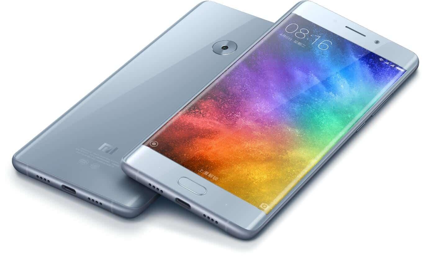 Xiaomi Mi Note 2 2 1