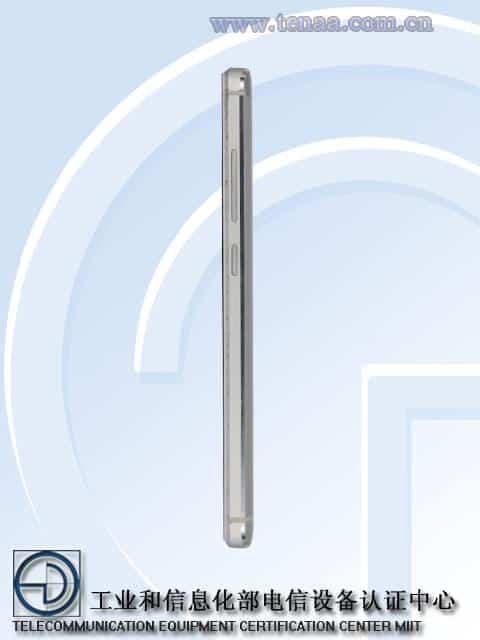 Xiaomi Redmi 4 TENAA 3