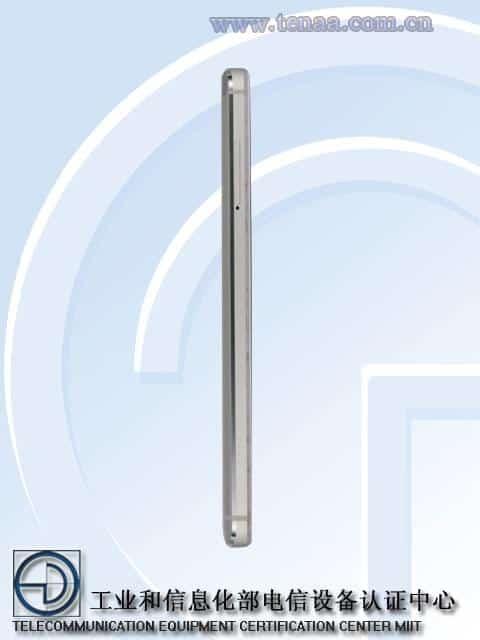 Xiaomi Redmi 4 TENAA 4