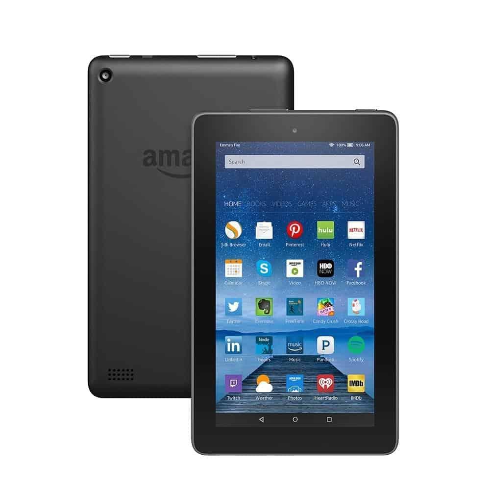 amazon fire tablet 1