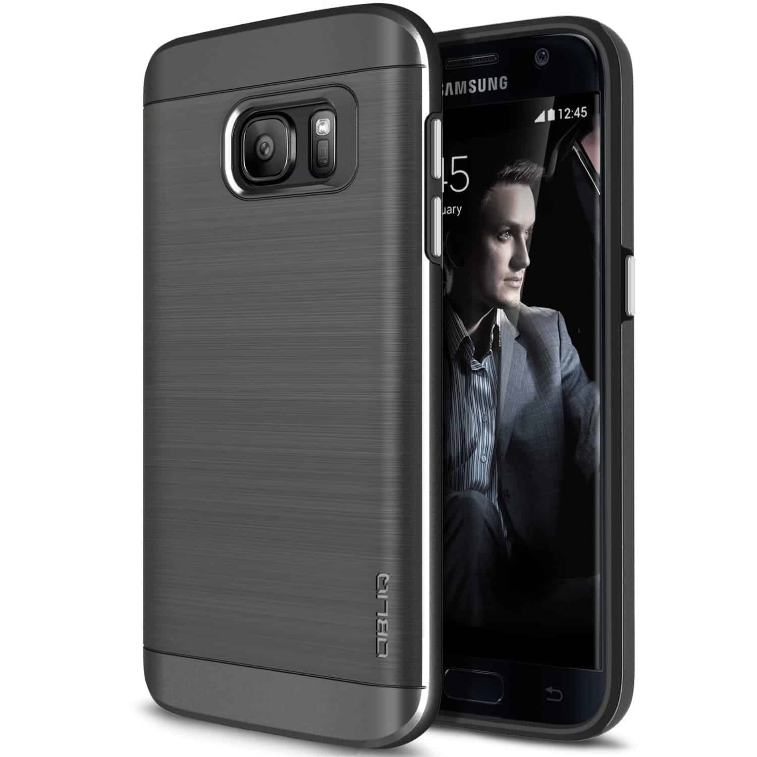 Holiday Gift Guide 2016 2017 Top 10 Best Smartphone Cases Spigen Galaxy S8 Case Thin Fit Black Obliq Slim Meta Gs7