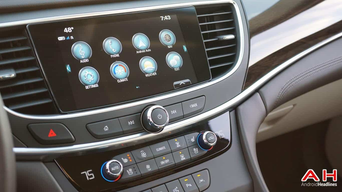 2017 Buick LaCrosse Android Auto AH 13