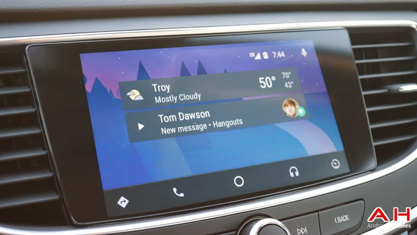 2017 Buick LaCrosse Android Auto AH 16