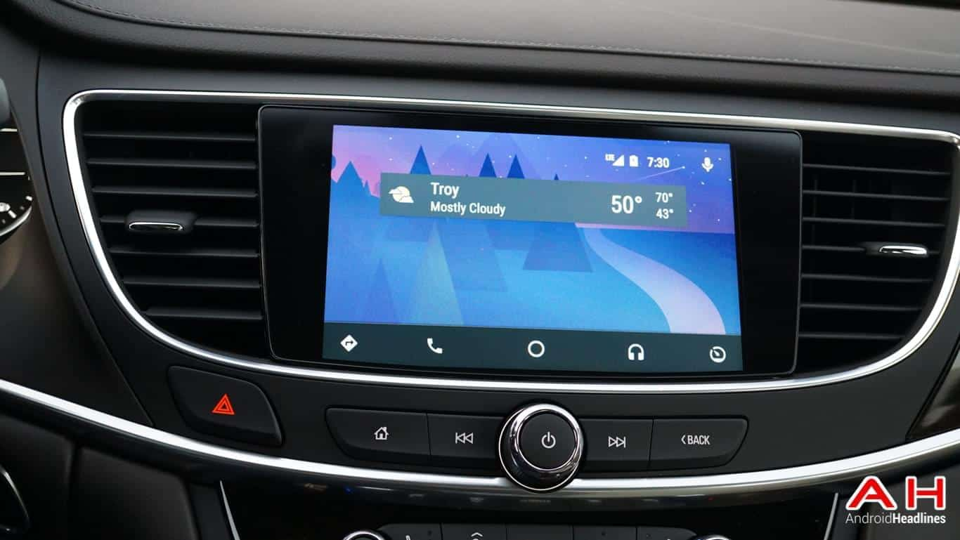 2017 Buick LaCrosse Android Auto AH 2