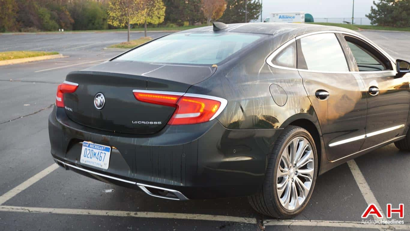 Creative Android Auto First Look At The 2017 Buick LaCrosse