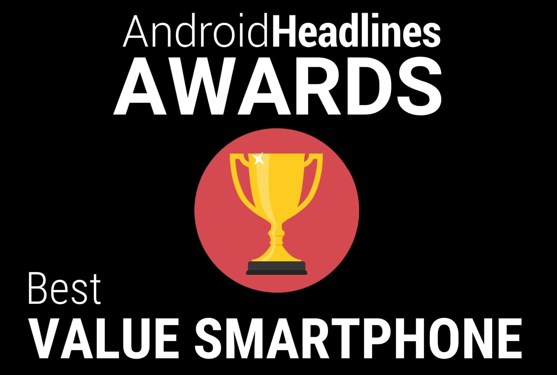AH Awards 2015 Best Value Smartphone