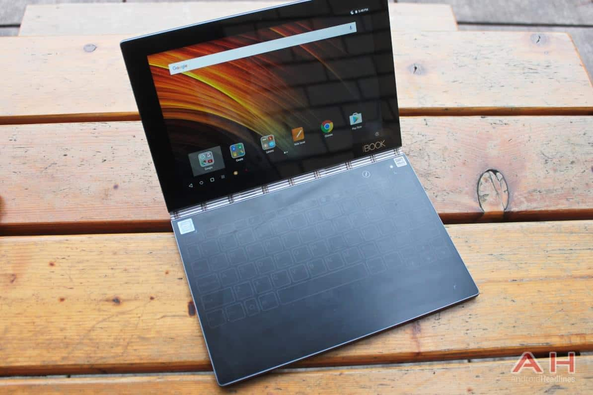 Lenovo Yoga Book 2 in l laptop Hybrid Launched at Rs 49990
