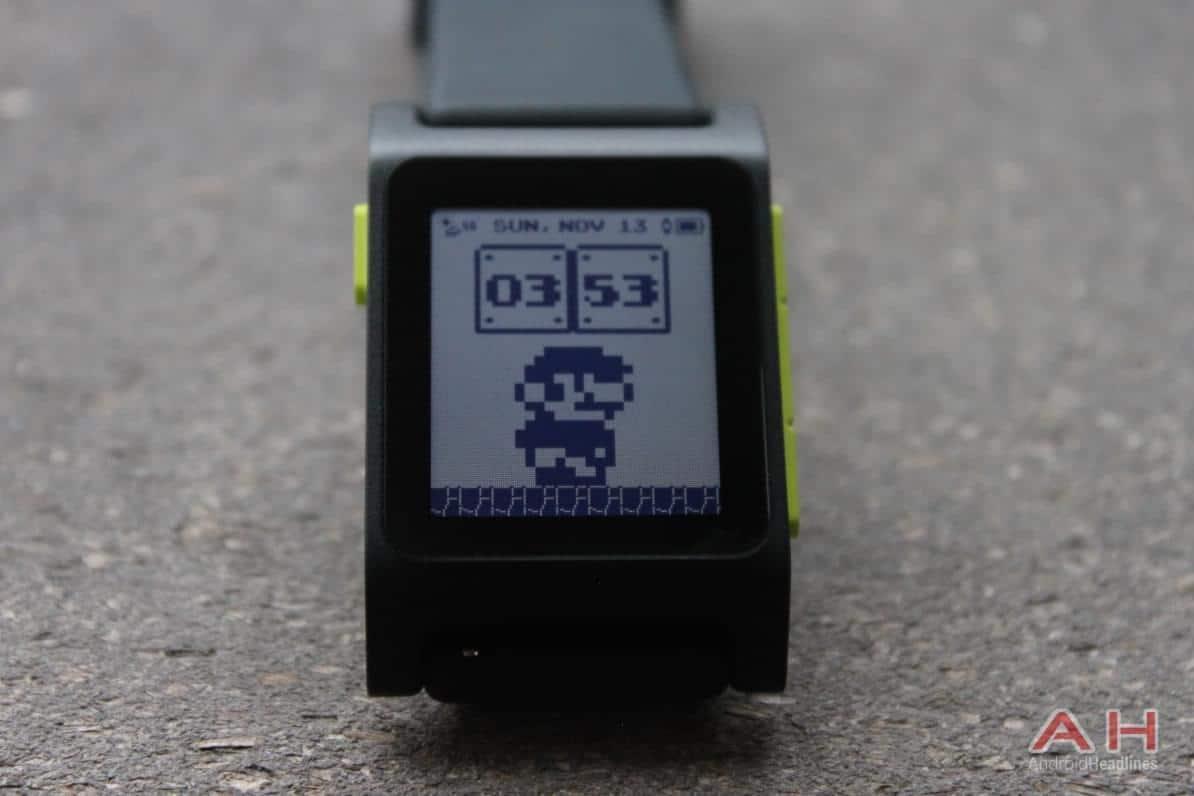 AH Pebble 2 Watch Faces 6