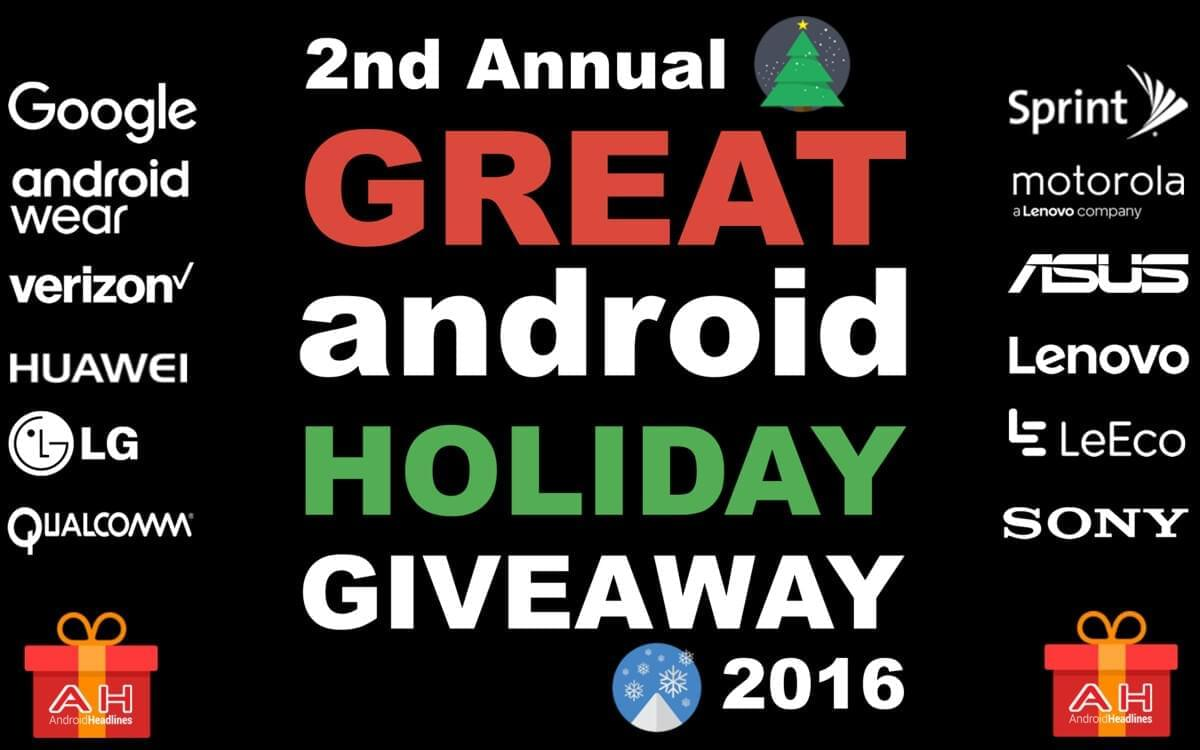 AH The Great Android Giveaway 2016 2