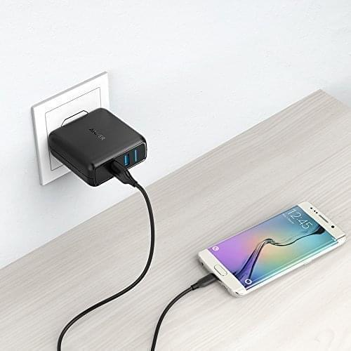 Anker Quick Charge 3.0 Dual USb Wall Charger BF Deal 7