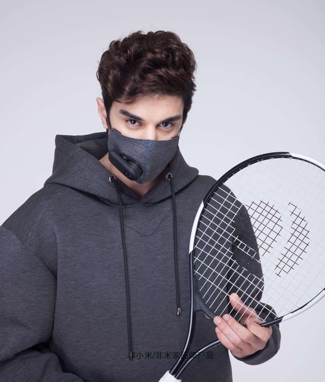 Cloth pear fresh air masks 2