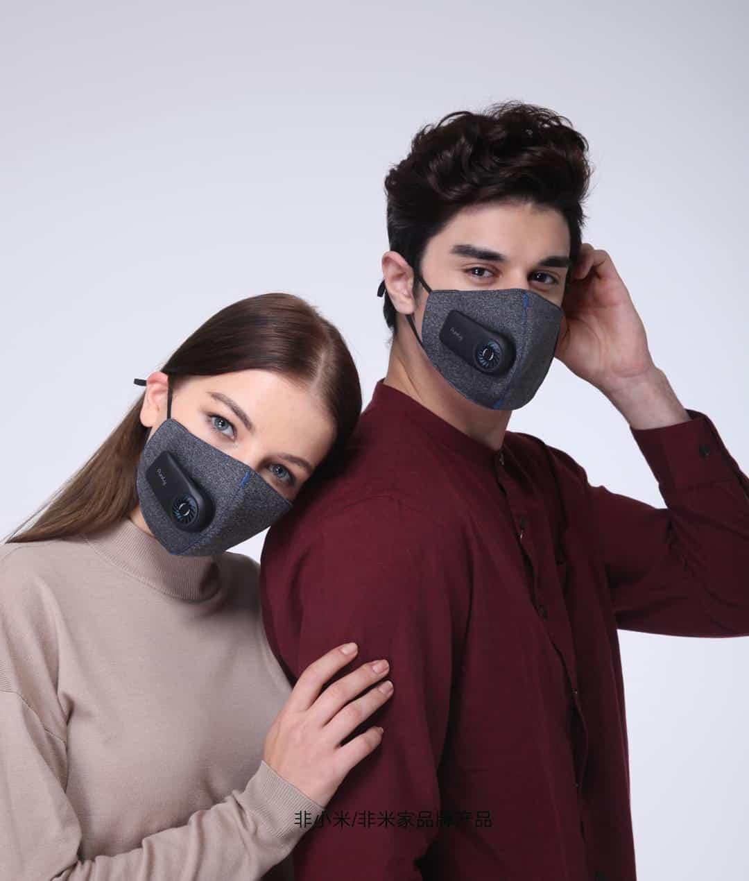 Cloth pear fresh air masks 4