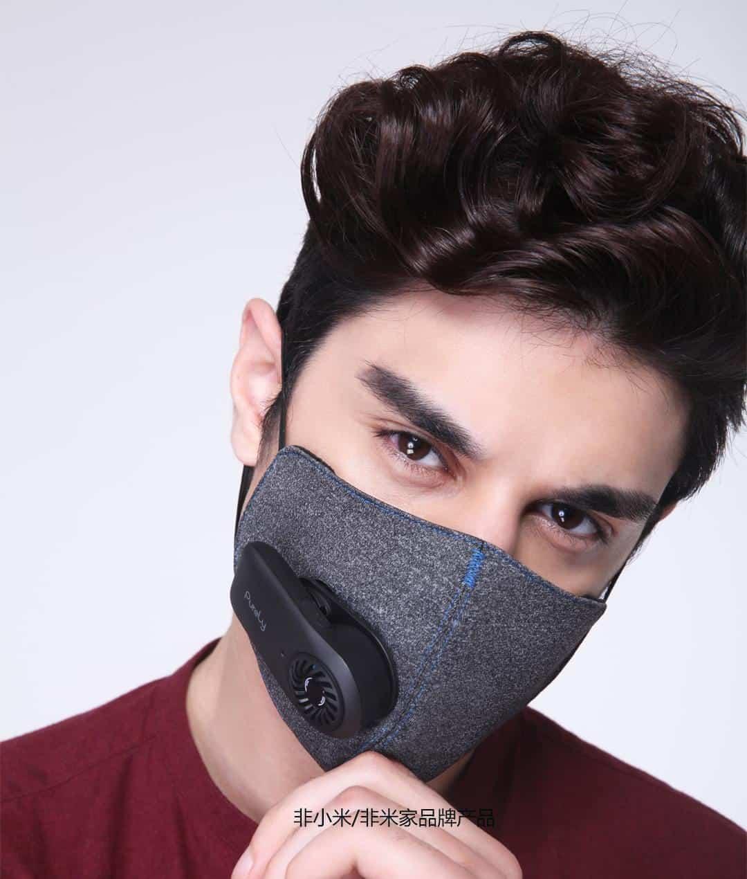 Cloth pear fresh air masks 5