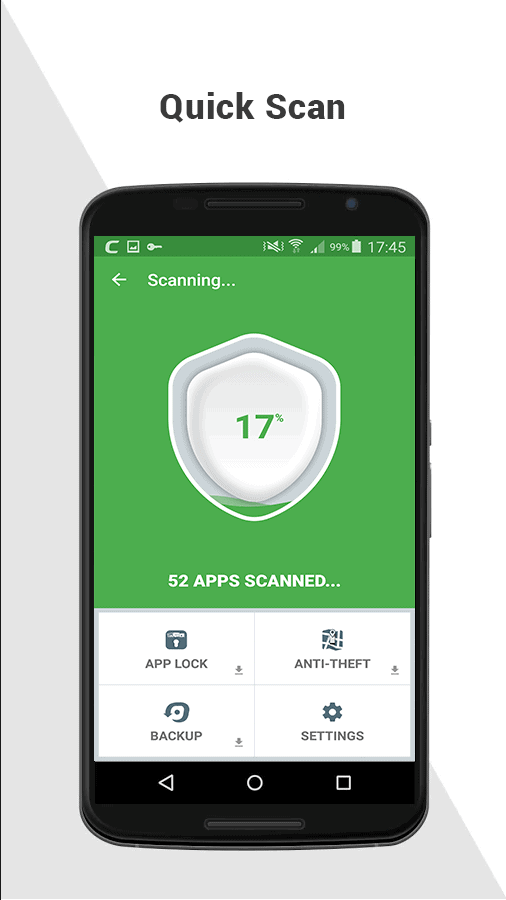 Antivirus Security For Android Bitdefender Mobile Security ...
