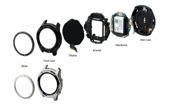 Gear S3 Teardown 01