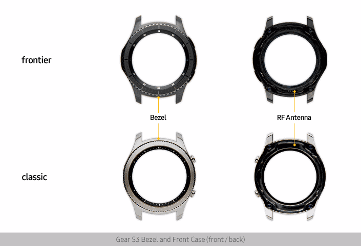 Gear S3 Teardown 02