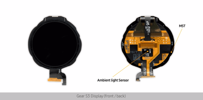 Gear S3 Teardown 03