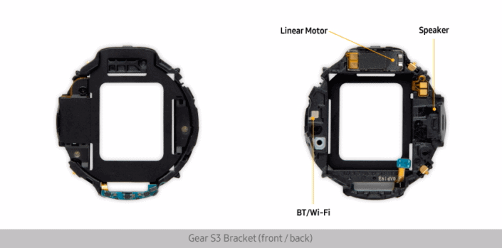Gear S3 Teardown 04