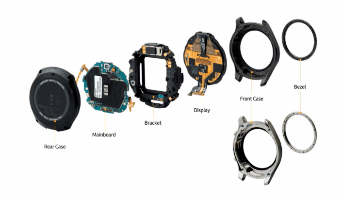 Gear S3 Teardown 08