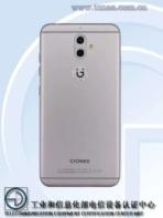 Gionee S9 TENAA 2