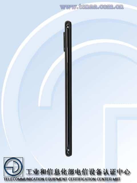 Gionee S9T TENAA 3