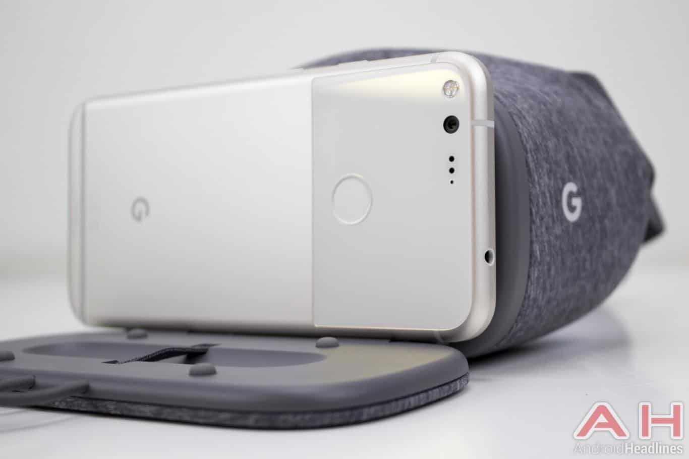 Google Daydream View VR AH NS 11 pixel