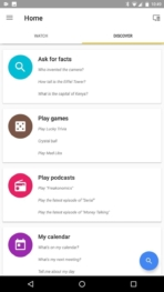 Google Home AH NS app assistant 1