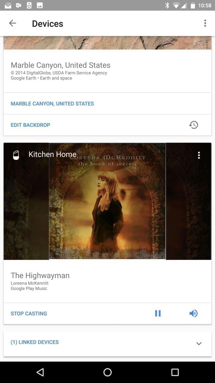 Google Home AH NS app music 1