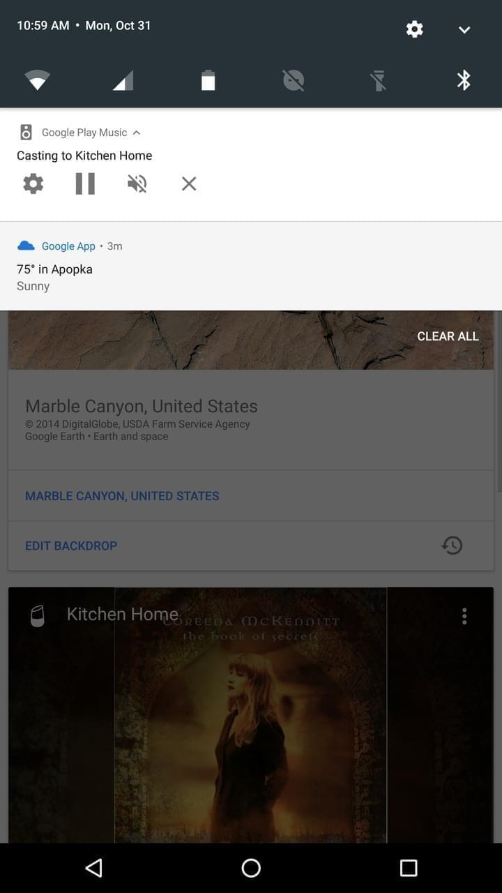 Google Home AH NS app music 2