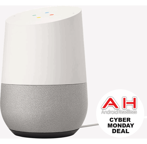 Google Home Cyber Monday Deal