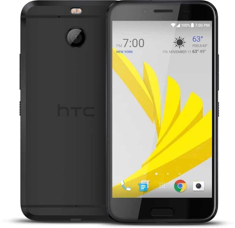 HTC Bolt Gunmetal Press 1