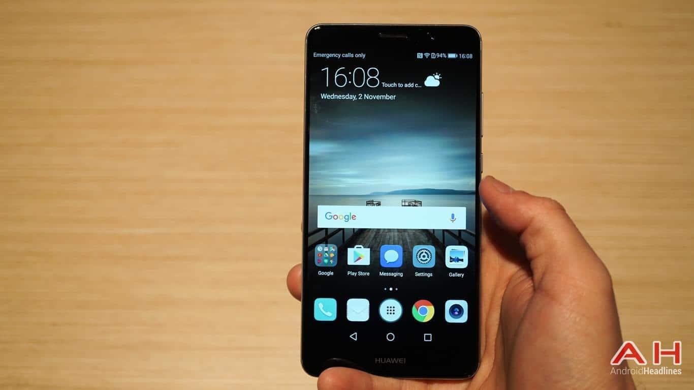Huawei Mate 9 Hands On AH AM 1