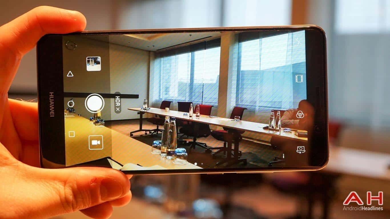 Huawei Mate 9 Hands On AH AM 11