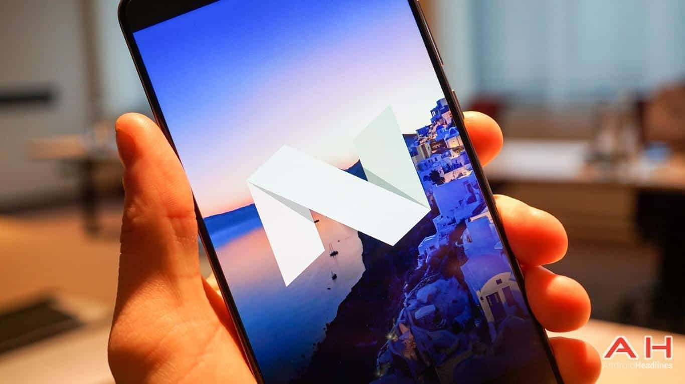 Huawei Mate 9 Hands On AH AM 13