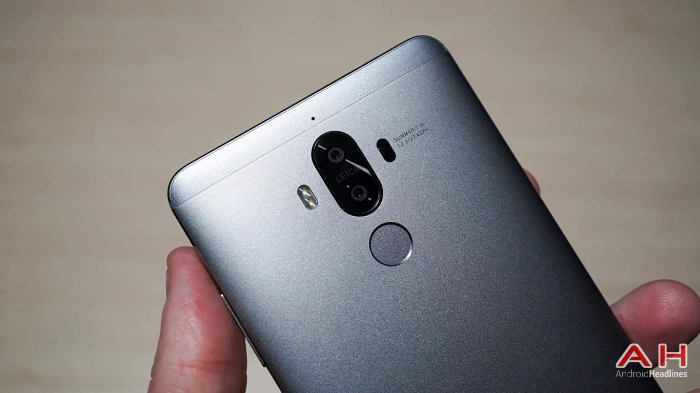 Huawei Mate 9 Hands On AH AM 2