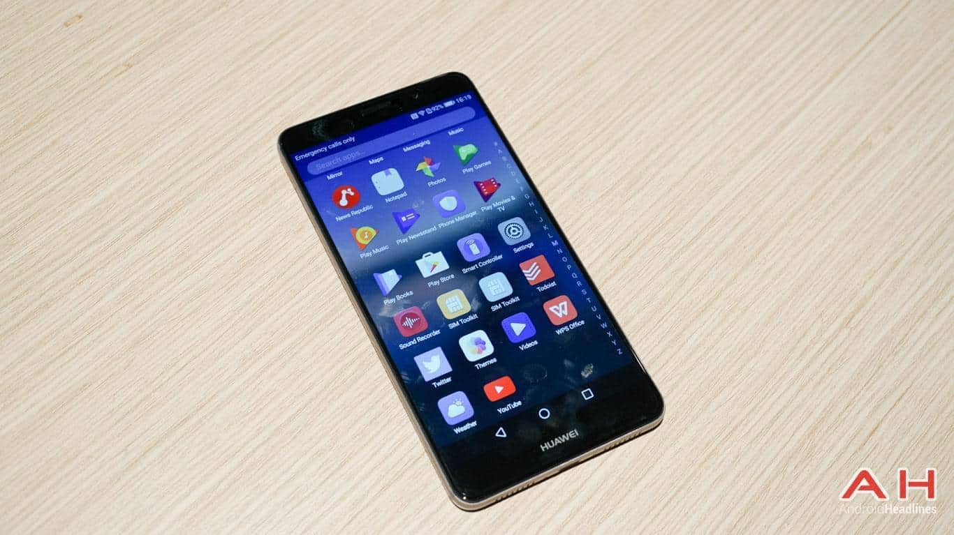 Huawei Mate 9 Hands On AH AM 21