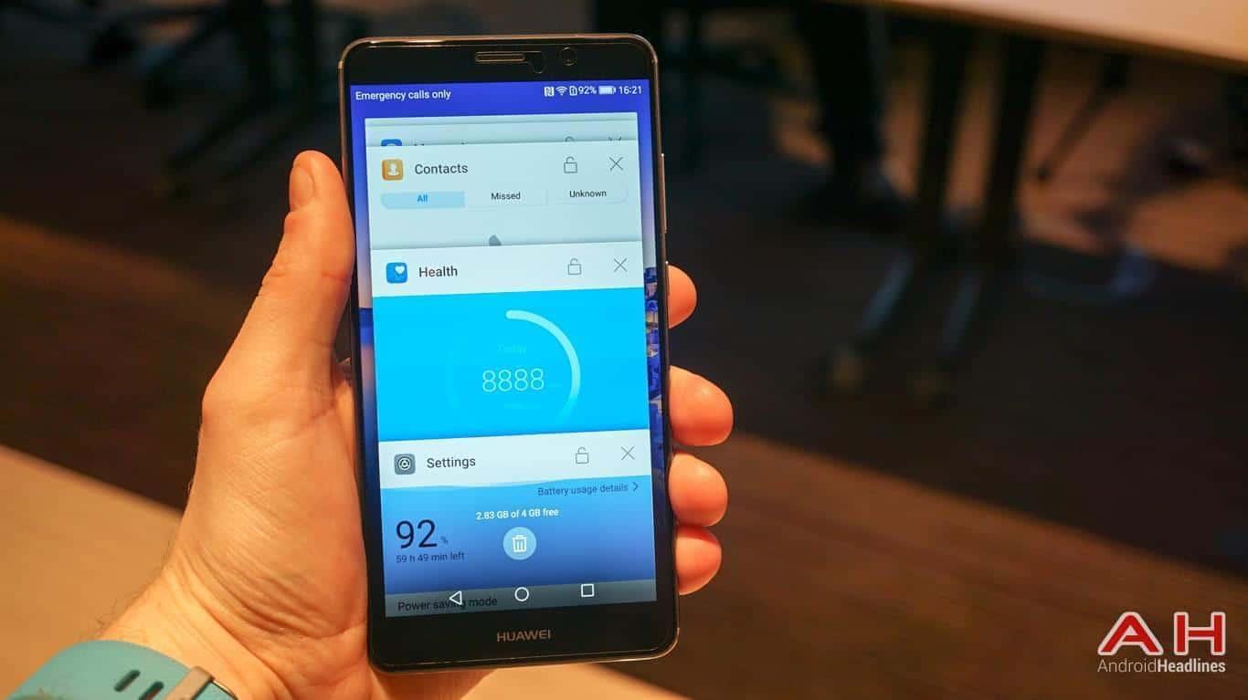 Huawei Mate 9 Hands On AH AM 27