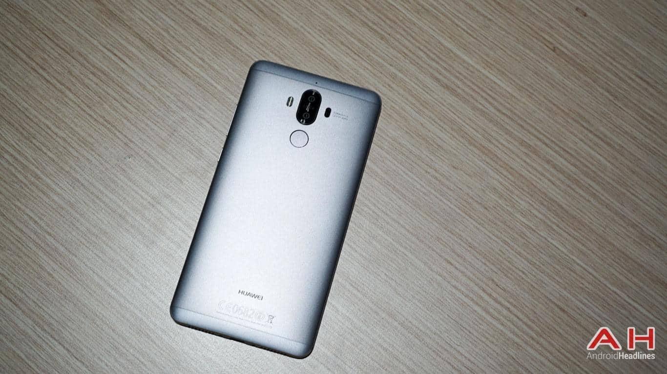 Huawei Mate 9 Hands On AH AM 30