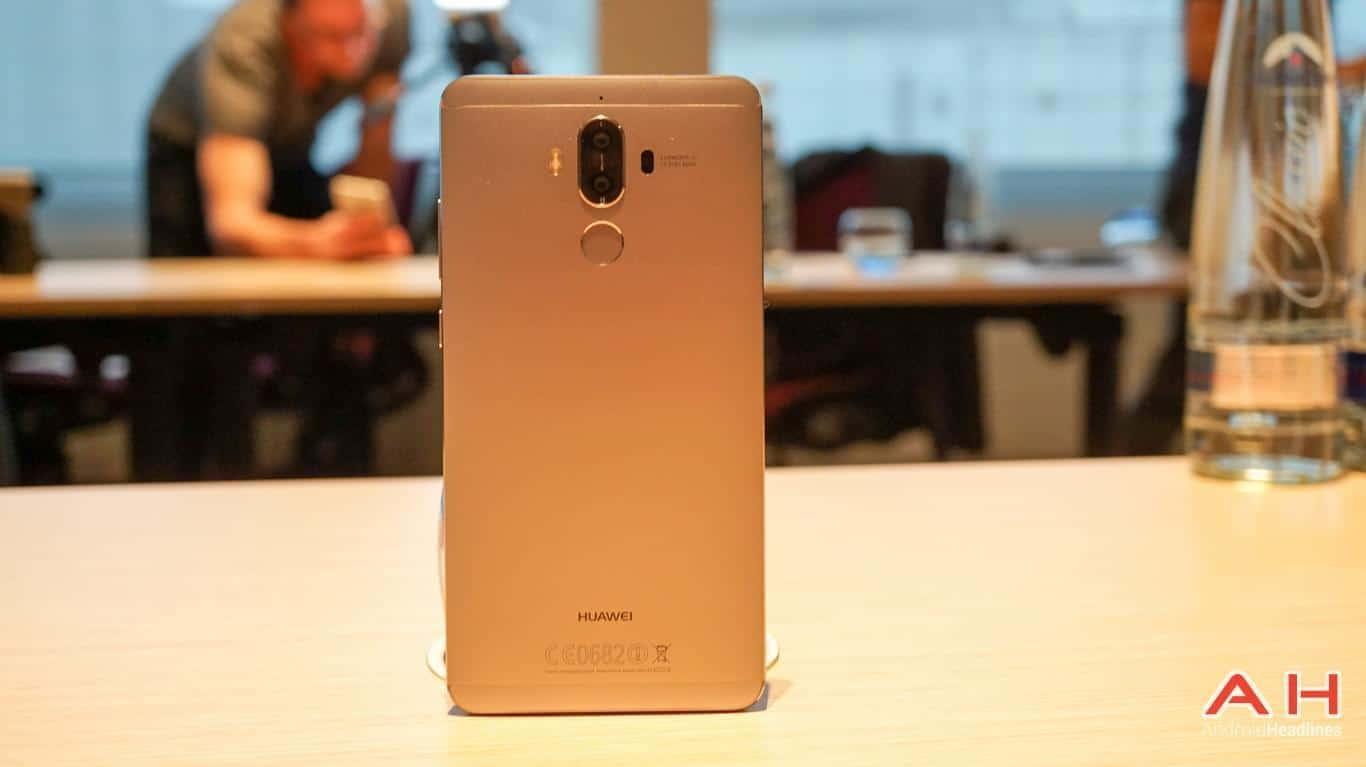 Huawei Mate 9 Hands On AH AM 33