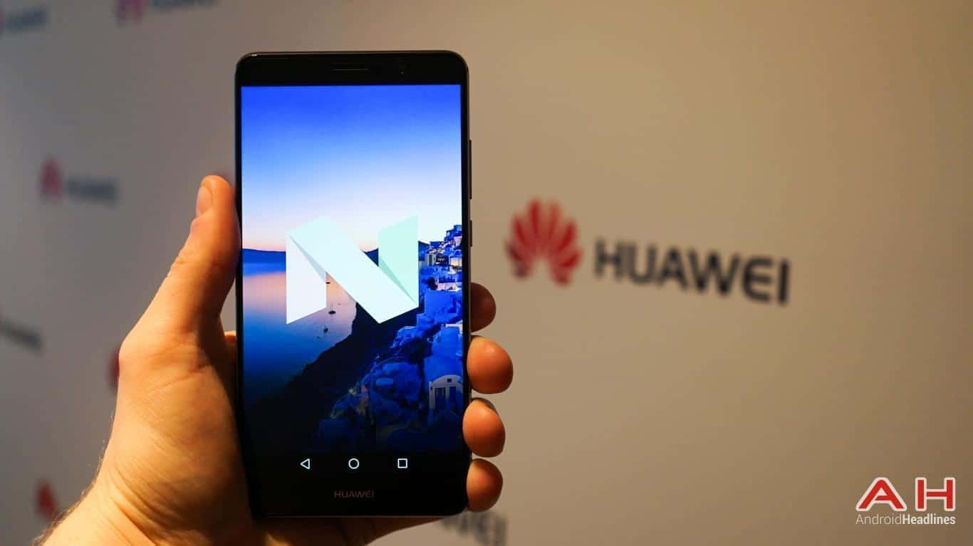 Huawei Mate 9 Hands On AH AM 35