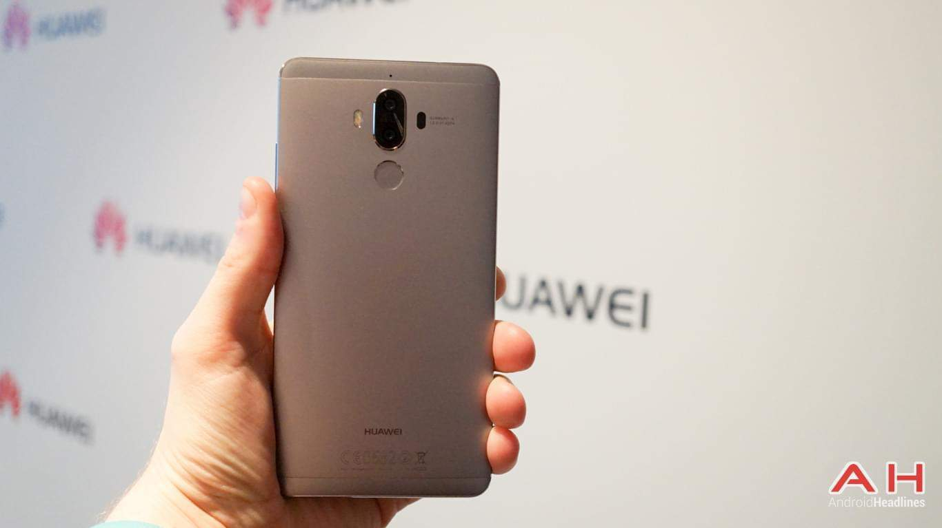 Huawei Mate 9 Hands On AH AM 36