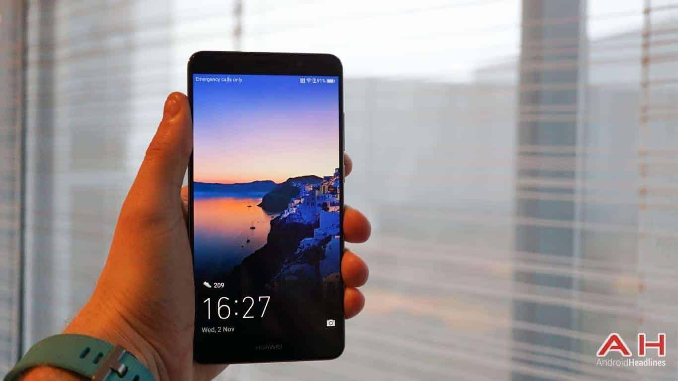 Huawei Mate 9 Hands On AH AM 39
