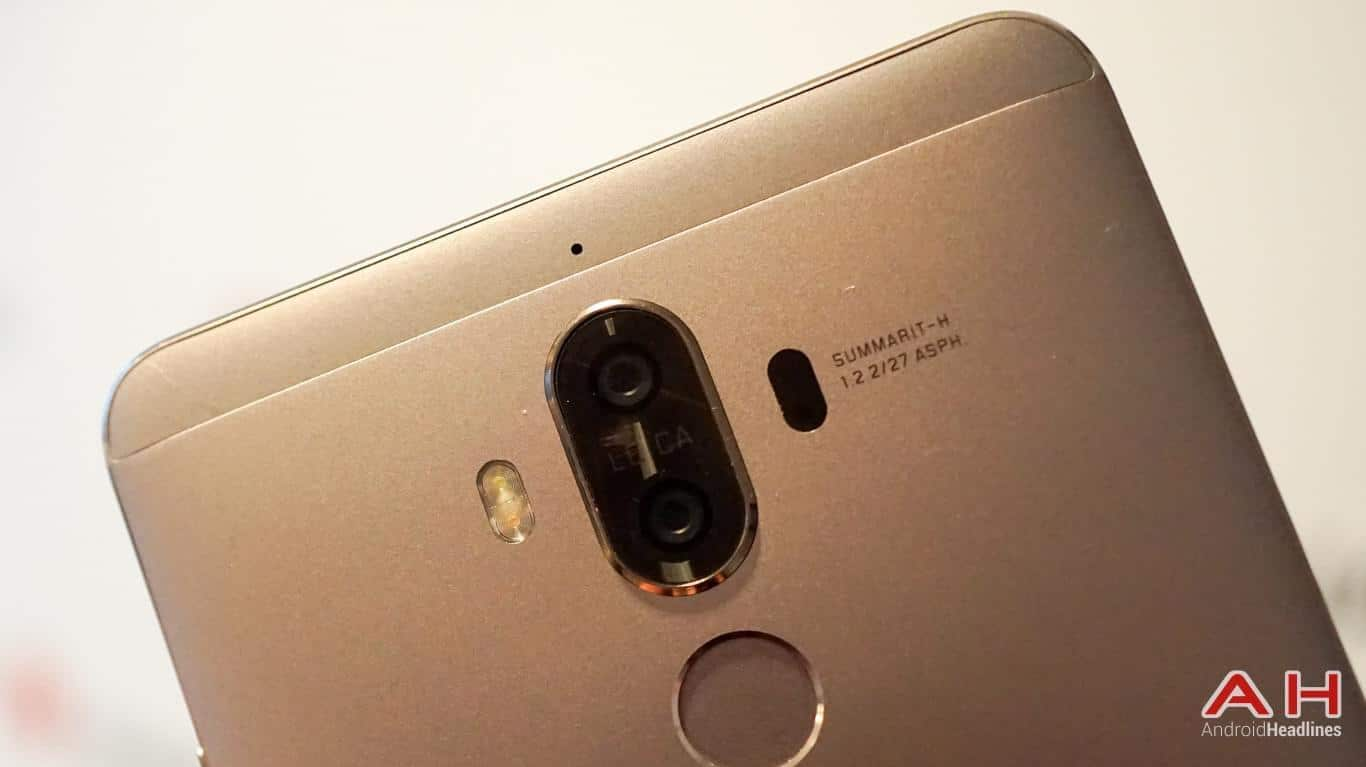 Huawei Mate 9 Hands On AH AM 40
