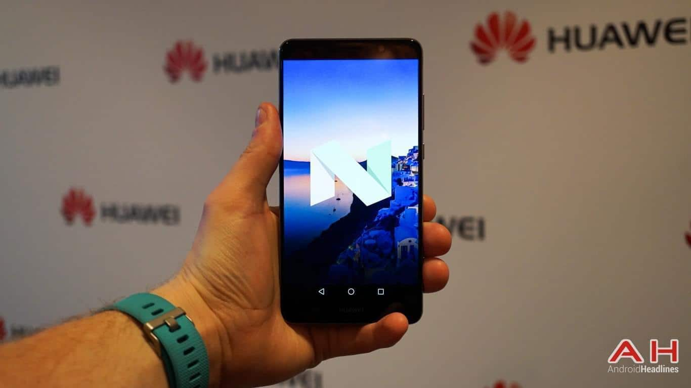 Huawei Mate 9 Hands On AH AM 43